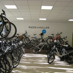 Unser Riese & Müller E-Bike Center