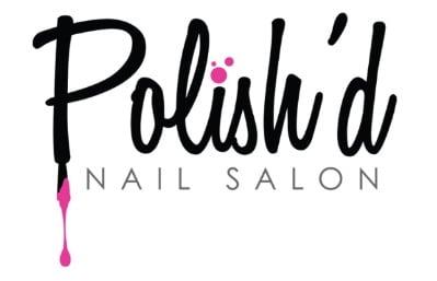 nail salon logo logonail salon logo