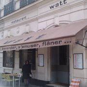 Watt, Paris