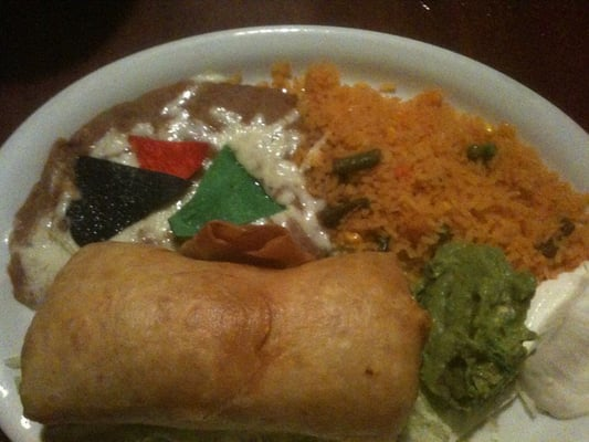 Shredded beef chimichangas #26 | Yelp