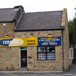 Renown Estate Agents, Cramlington, Northumberland