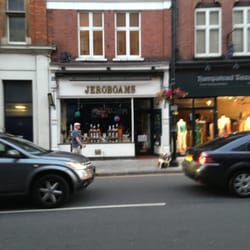 Jeroboams, London