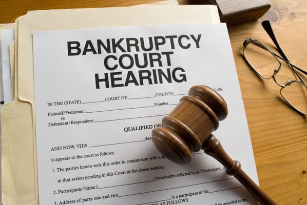 Creditor objection in bankruptcy