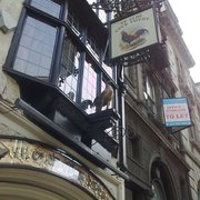 Ye Olde Cock Tavern, London
