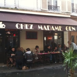 Chez Madame Gen, Paris