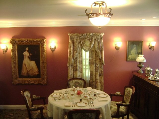 The Cosy Cupboards Authentic Victorian Interior Wholly Designed By