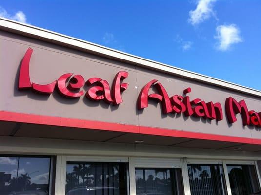 leaf asian market yelp. Black Bedroom Furniture Sets. Home Design Ideas
