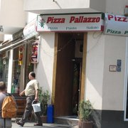 Pizza Pallazzo, Berlim, Berlin, Germany