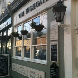 The Highgate Inn, London