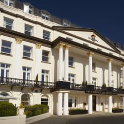 Crown Spa Hotel, Scarborough, North Yorkshire