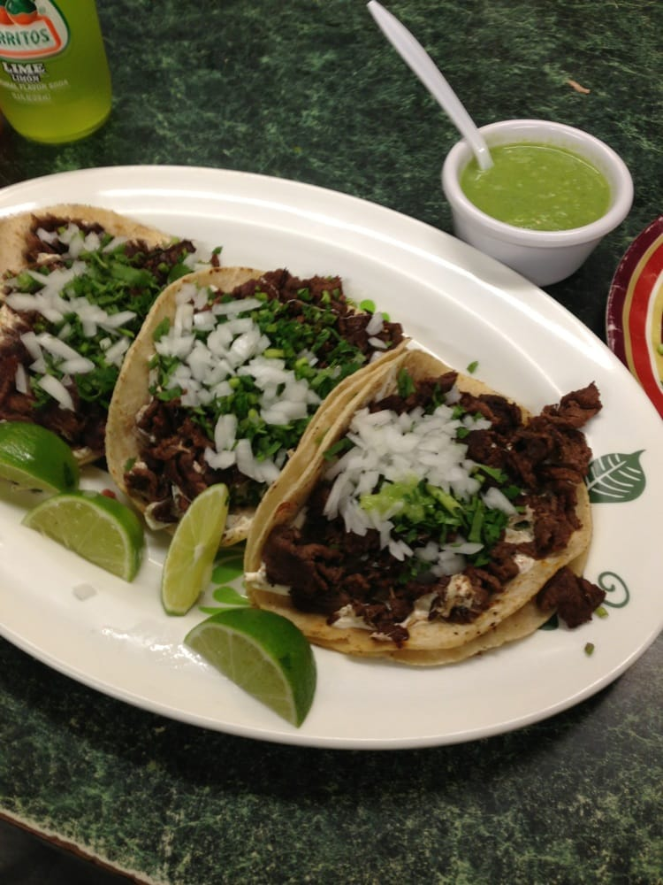 Taco Azteca Menu Staten Island