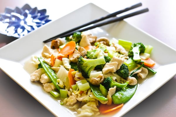 joy wok healthy chinese food chinese portland or yelp