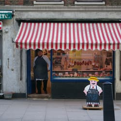Frank's Butchers, London