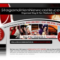 Stag and Hen Newcastle, Newcastle, Tyne and Wear