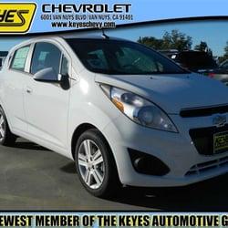 Keyes Chevrolet Auto Parts & Supplies Van Nuys Van