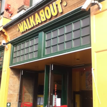 Walkabout, Broad Street.