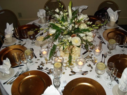 Centerpieces For 50th Anniversary Party - 50th Anniversary ...
