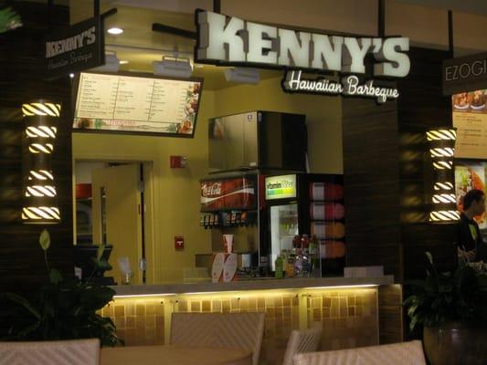 ケニーズ エクスプレス ハワイアン BBQの写真