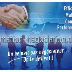 Formation-negociation.Com - On ne naît pas négociateur, On le, Paris