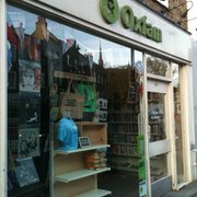 Oxfam Bookshop Highgate, London