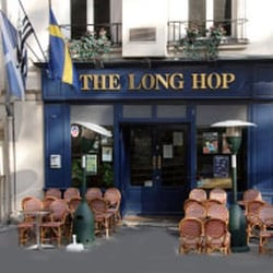 The Long Hop, Paris, France