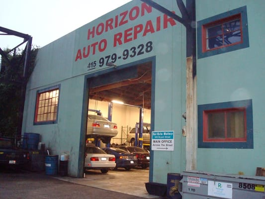 horizon auto repair garages san francisco ca united states yelp. Black Bedroom Furniture Sets. Home Design Ideas