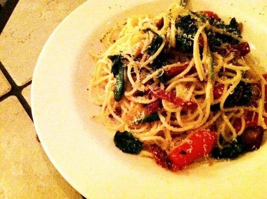 Spinach agilo e olio yelp for Aruffo s italian cuisine