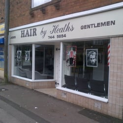 Hair By Heath's, Solihull, West Midlands