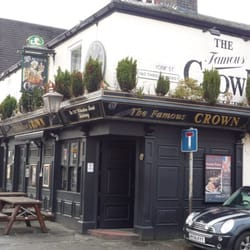 The Famous Crown, Manchester