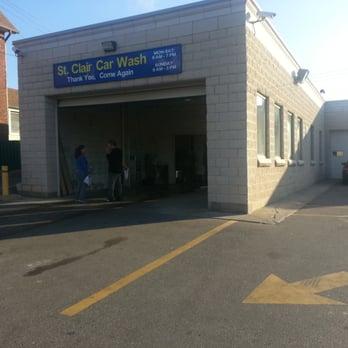 St Clair Car Wash Prices