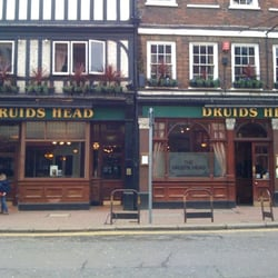 Druids Head, London