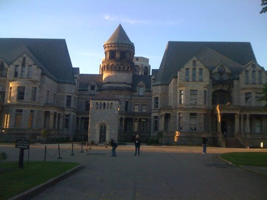 Mansfield Reformatory Preservation Society Museums
