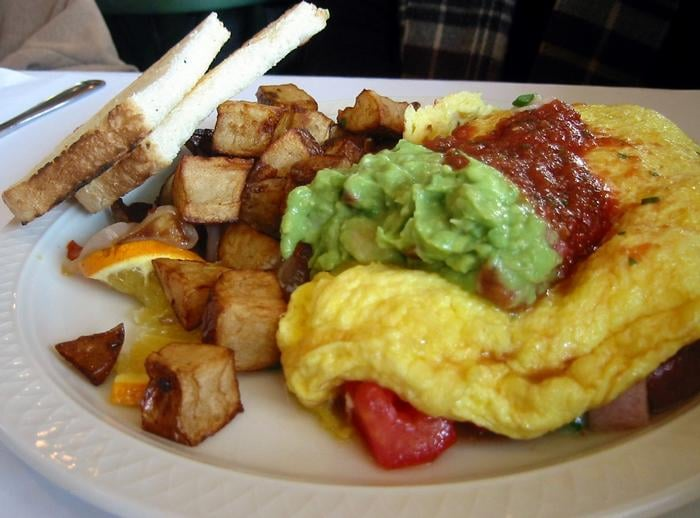 Mexican omelette | Yelp