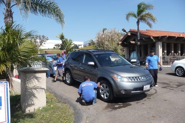 Blue Wave Car Wash Coupon