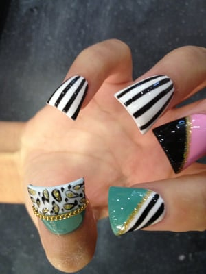 Flare Nails by Sactown Nails and Sactown NAIL SPA | Yelp