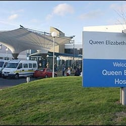 Queen Elizabeth Hospital, London