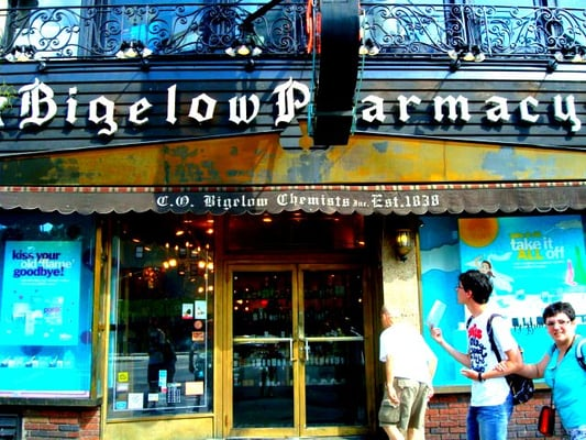 co bigelow apothecaries - new york  ny
