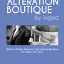 The Alteration Boutique By Ingrid