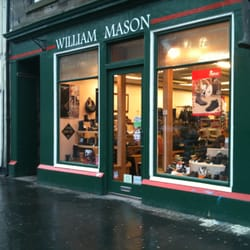 William Masons Shoe Shop in Dunbar, East Lothian