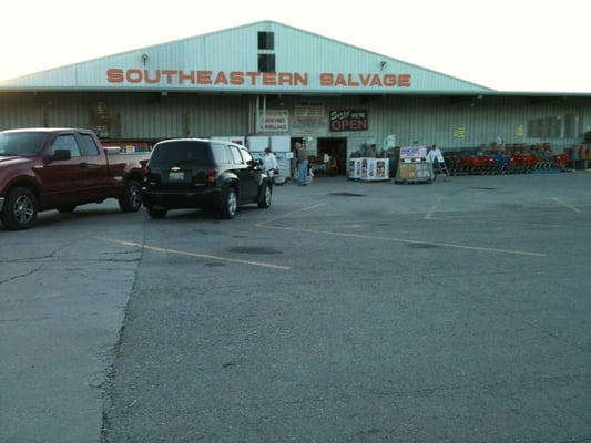 Southeastern Salvage Bldg Materials Amp Home Dcr Ctr