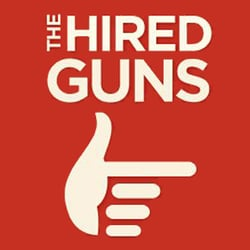 hired guns logo