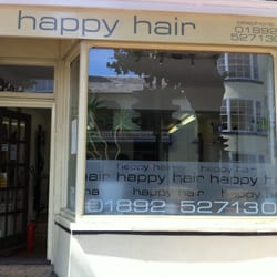 Happy Hair & Beauty, Tunbridge Wells, Kent, UK