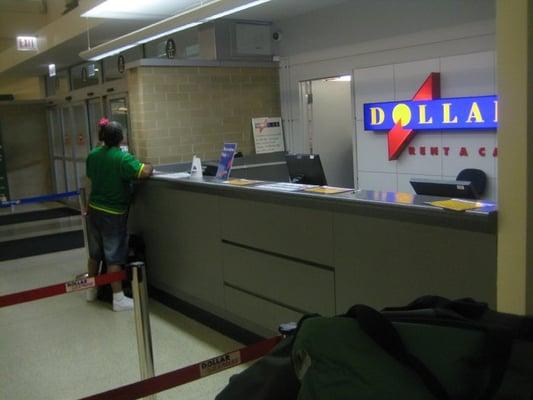 Dollar Car Rental Midway Airport
