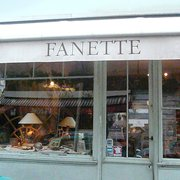 Fanette, Paris, France