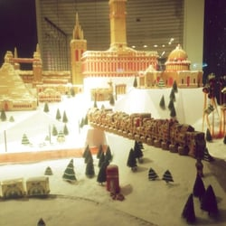 Gingerbread town - Selfridges 2013