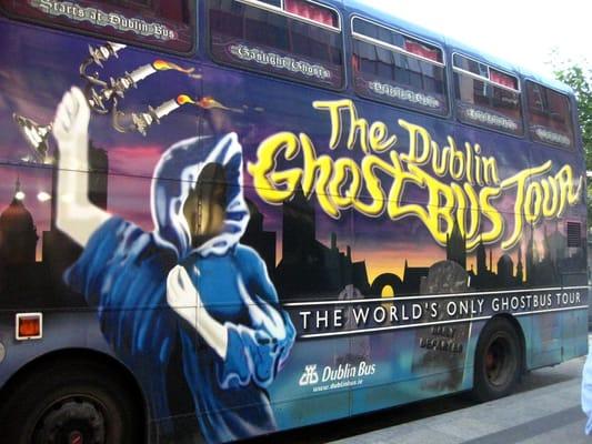 Mystery Tour Bus Ireland