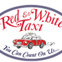 Red & White Cab