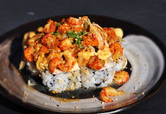 Sushi G's Lobster Roll! | Yelp