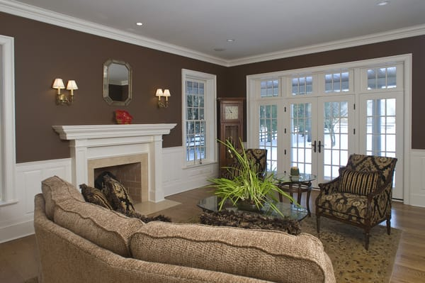 Homeowner Selected Paint Color Sherwin Williams Sturdy Brown Yelp