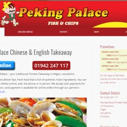 Peking Palace, Wigan, Greater Manchester